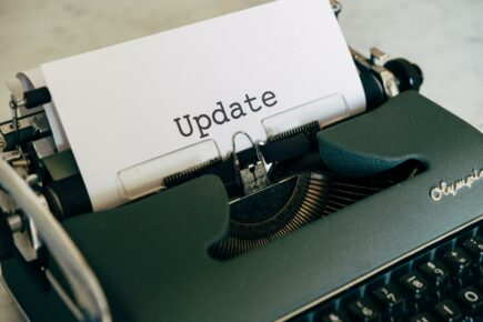 Update your expense management